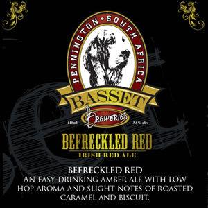 Basset Brewery Befreckled Red