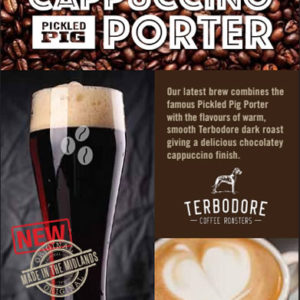Nottingham Road Brewing Company Pickled Pig Cappuccino Porter