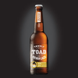 Nottingham Road Brewing Company Tiddly Toad