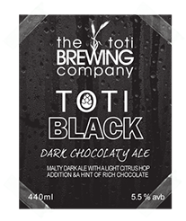 The Toti Brewing Company Toti Black
