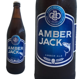Durban Brewing Co. Amber Jack