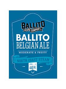 Ballito Brewing Company Ballito Belgian Ale
