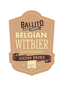 Ballito Brewing Company Belgian Witbier