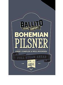 Ballito Brewing Company Bohemian Pilsner