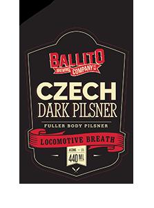 Ballito Brewing Company Czech Dark Pilsner