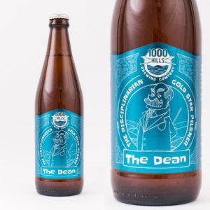 1000 Hills Brewery The Dean 12x440ml