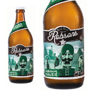 Robson's Real Beer Durban Pale Ale