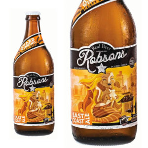 Robson's Real Beer East Coast Ale