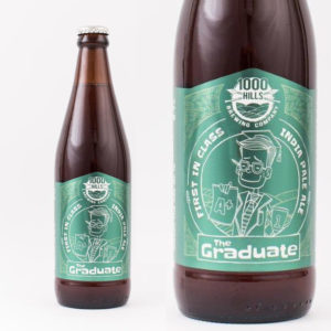 1000 Hills Brewery The Graduate 12x440ml