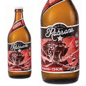 Robson's Real Beer Hammer of Thor