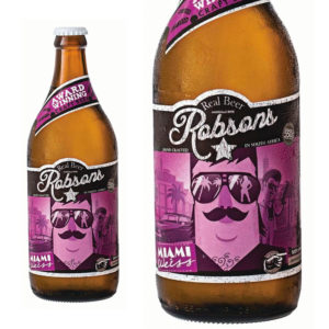 Robson's Real Beer Miami Weiss