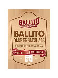 Ballito Brewing Company Ballito Olde' English Ale