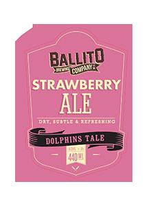 Ballito Brewing Company Strawberry Ale