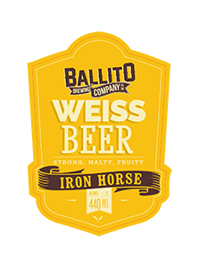 Ballito Brewing Company Weiss Beer