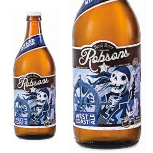 Robson's Real Beer West Coast Ale
