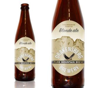 Drakensberg Brewery Champagne Castle Blonde Ale