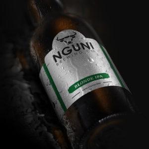 Nguni Brewing Co Blonde IPA