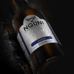 Nguni Brewing Co Lager